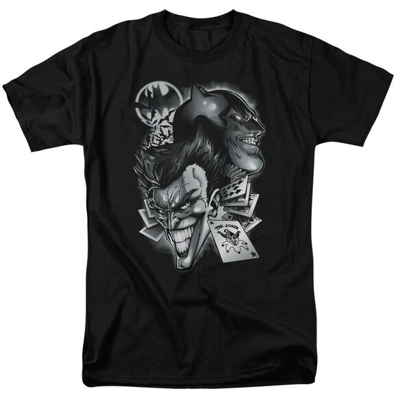 Batman Archenemies Short Sleeve Adult T-Shirt