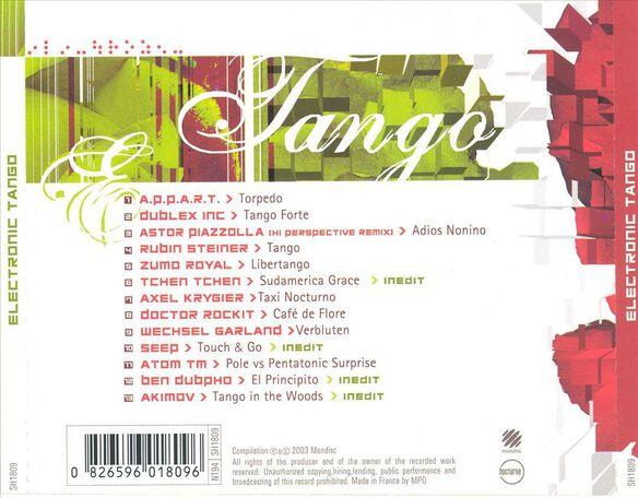Electronic Tango 0204