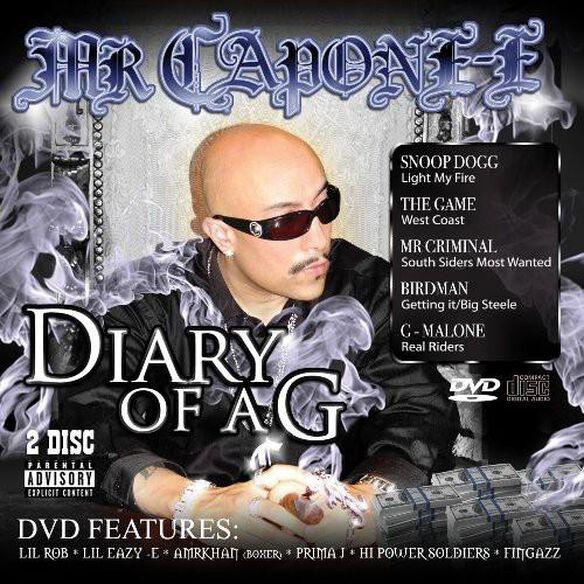 Mr. Capone-E - Diary of a G