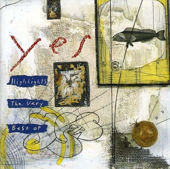 Yes - Highlights-Very Best of