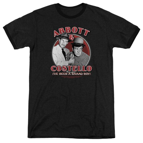 Abbott & Costello Bad Boy Adult Heather Ringer