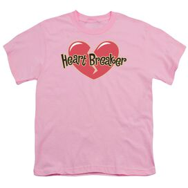 Heart Breaker Short Sleeve Youth T-Shirt