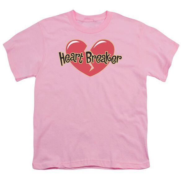 Heart Breaker Short Sleeve Youth T-Shirt