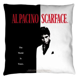 Scarface Poster Throw