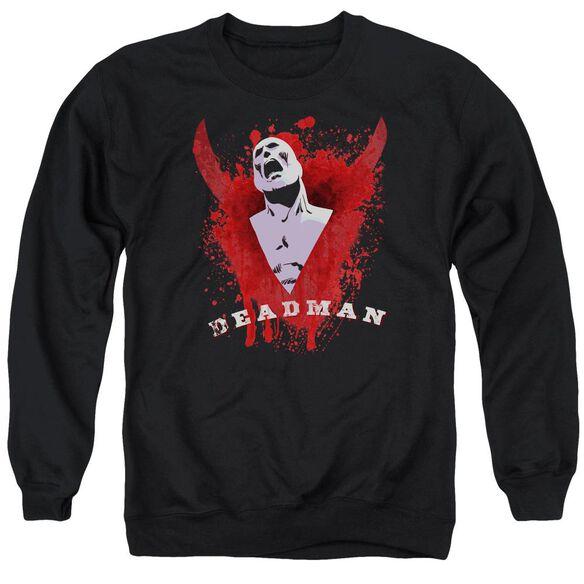 Jla Possession Adult Crewneck Sweatshirt