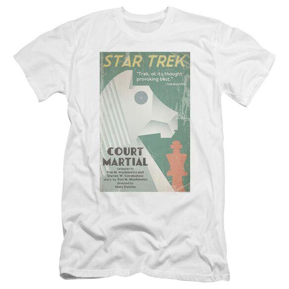 Star Trek Tos Episode 20 Premuim Canvas Adult Slim Fit