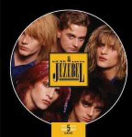 Gene Loves Jezebel - 5 Albums: Promise/Immigrant/Discover/The House of Dolls/Kiss of Life