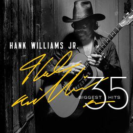 Hank Williams Jr. - 35 Biggest Hits