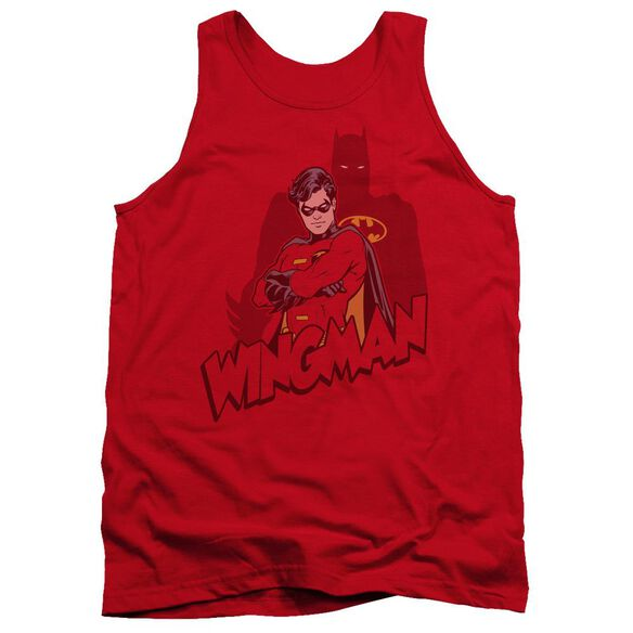 Batman Wingman Adult Tank