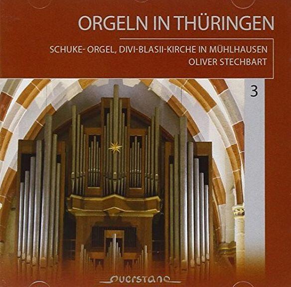Buxtehude/ Bach/ Stamm/ Oliver Stechbart - Orgeln in Thuringen 3