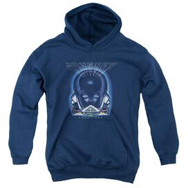 Journey Frontiers Cover Youth Pull Over Hoodie