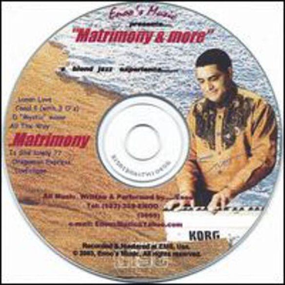 Matrimony & More (Cdr)