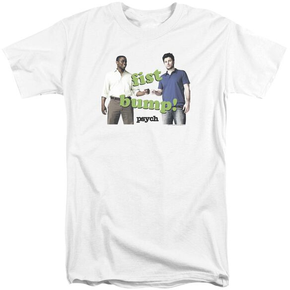 Psych Bump It Short Sleeve Adult Tall T-Shirt