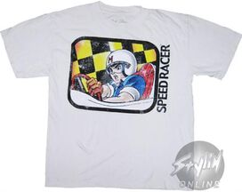 Speed Racer Box Youth T-Shirt