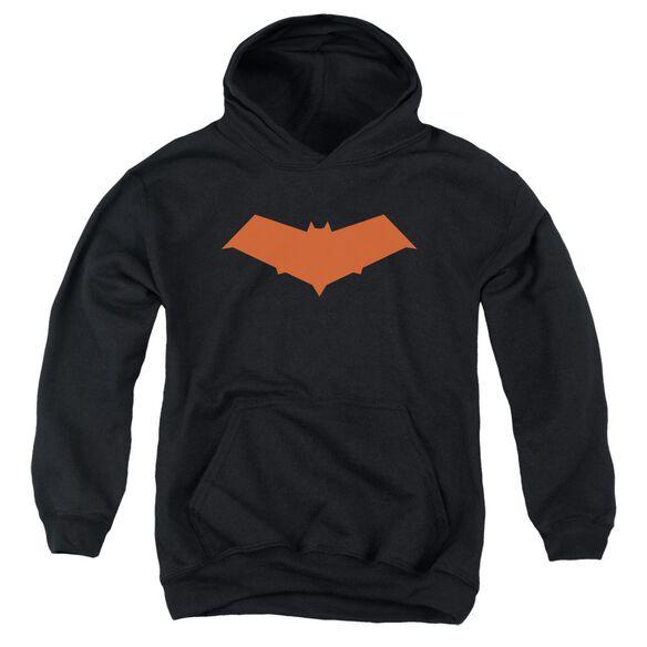 Batman Red Hood Youth Pull Over Hoodie