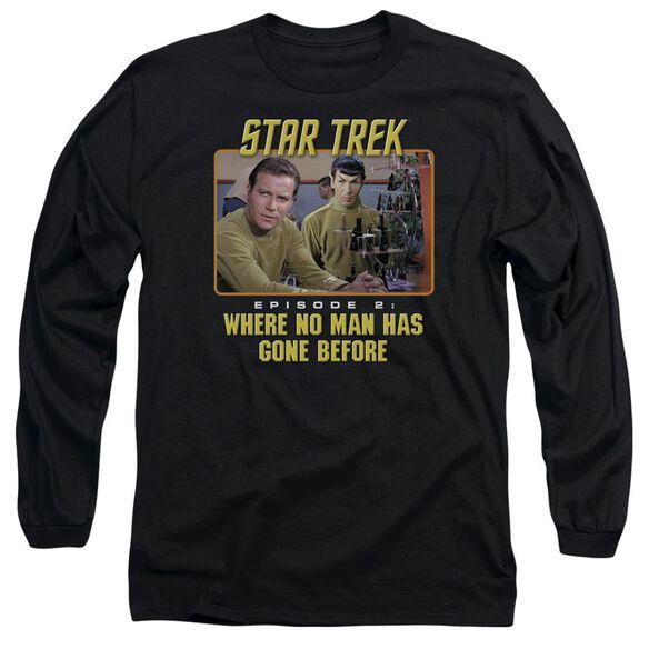 Star Trek Episode 2 Long Sleeve Adult T-Shirt