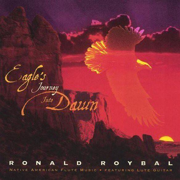 Eagle's Journey Into Dawn