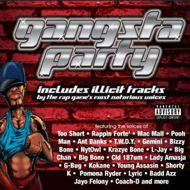 Various Artists - Gangsta Party [Box Set] [Thump]