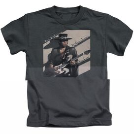 Stevie Ray Vaughan Texas Flood Short Sleeve Juvenile T-Shirt