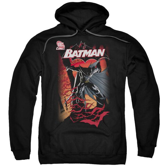 Batman #655 Cover Adult Pull Over Hoodie