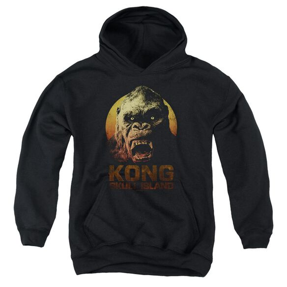 Kong Skull Island Kong Youth Pull Over Hoodie