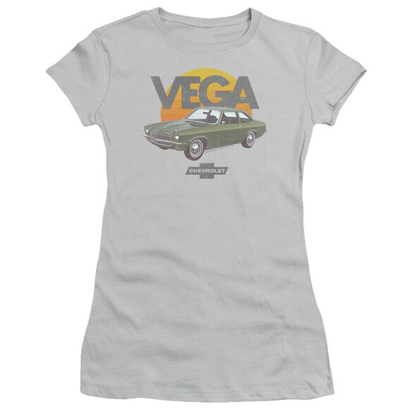 Chevrolet Vega Sunshine Short Sleeve Junior Sheer T-Shirt