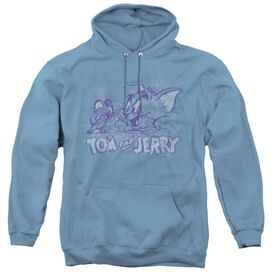 Tom And Jerry Sketchy-adult Pull-over