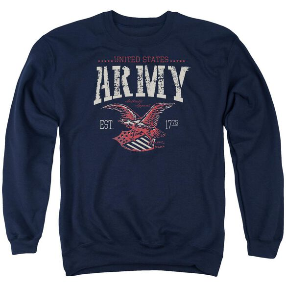 Army Arch Adult Crewneck Sweatshirt