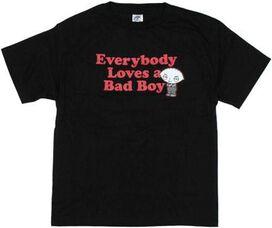 Family Guy Loves Bad T-Shirt
