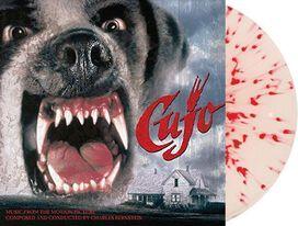 Charles Bernstein - Cujo Soundtrack [Exclusive Bone White with Blood Splatter Vinyl]