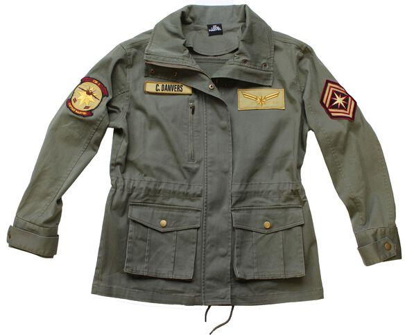 Carol Danvers [Captain Marvel] Women's Jacket