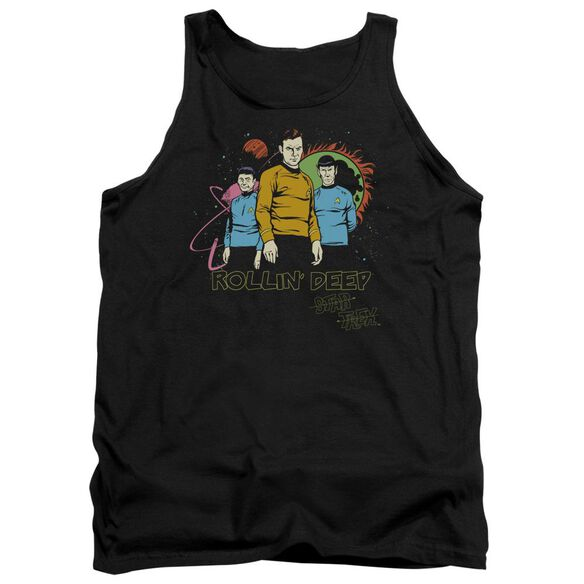 Star Trek Rollin Deep Adult Tank