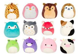 Squishmallow Animal Plush [7-inch]