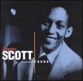 Jimmy Scott - Lost & Found