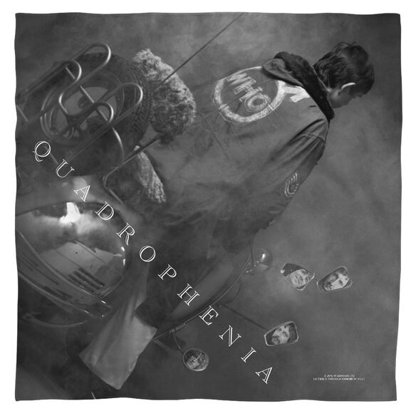 The Who Quadrophenia Bandana