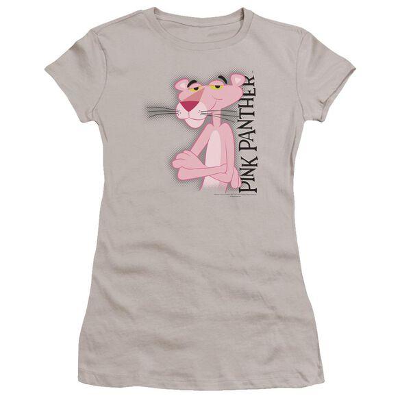 Pink Panther Cool Cat Premium Bella Junior Sheer Jersey