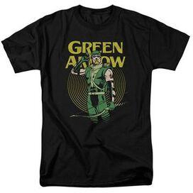 Green Arrow Pull T-Shirt