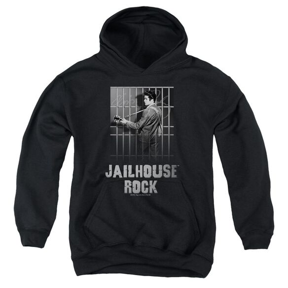 Elvis Jailhouse Rock Youth Pull Over Hoodie