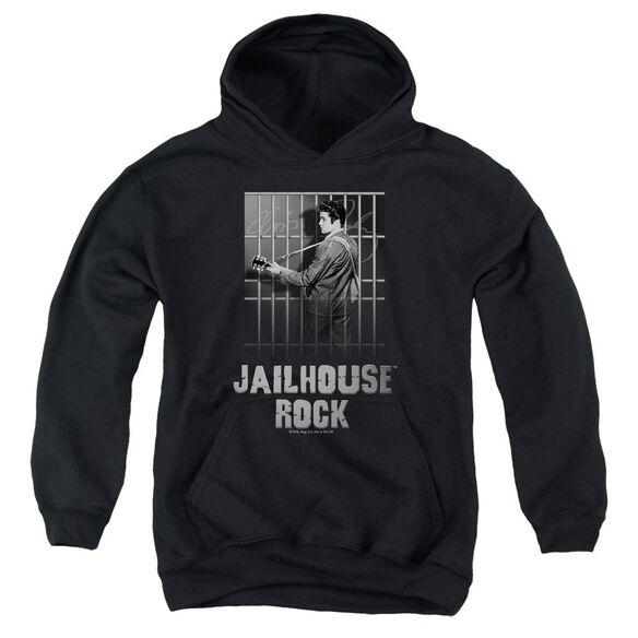Elvis Presley Jailhouse Rock Youth Pull Over Hoodie