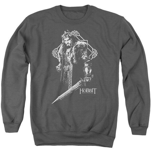 Hobbit King Thorin Adult Crewneck Sweatshirt