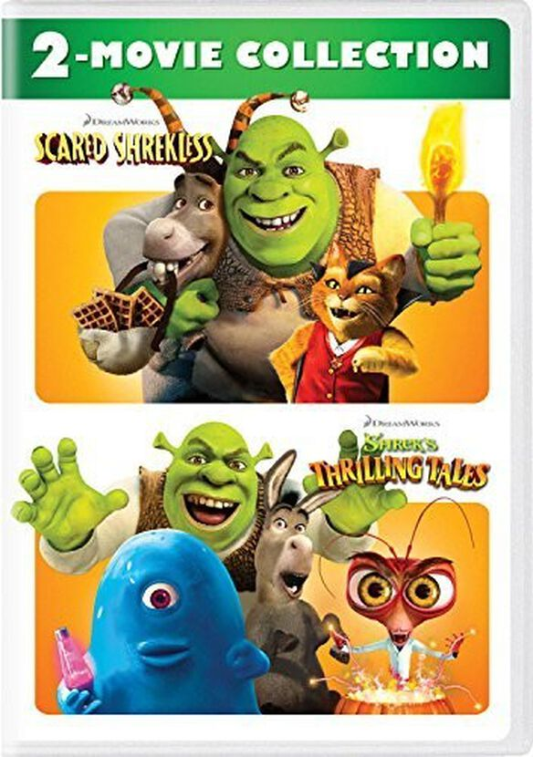 Scared Shrekless/Shrek's Thrilling Tales: 2-Movie Collection