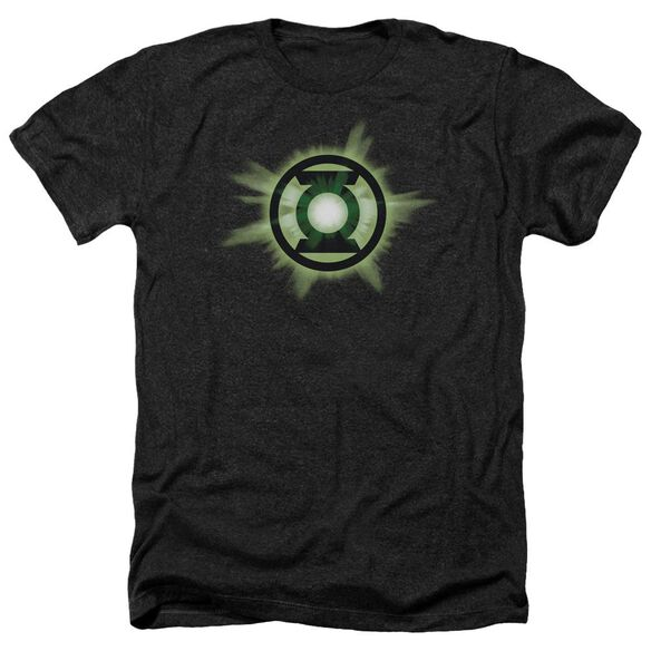 Green Lantern Green Glow Adult Heather