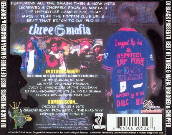 Screwed Best Of 36 Mafia