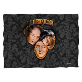 Three Stooges Stooges All Over Pillow Case