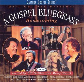 Various Artists - Gospel Bluegrass Home Coming, Vol. 1