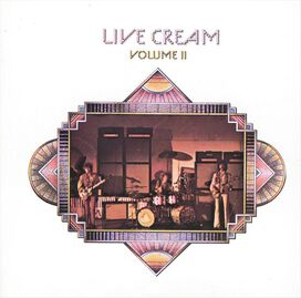 Cream - Live Cream, Vol. 2