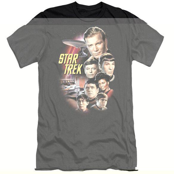 ST ORIGINAL THE CLASSIC CREW - S/S ADULT 30/1 T-Shirt