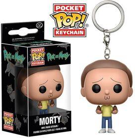 Funko Pocket Pop! Keychain: Rick and Morty - Morty