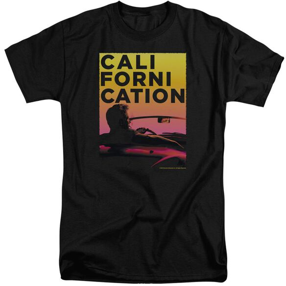 Californication Sunset Ride Short Sleeve Adult Tall T-Shirt