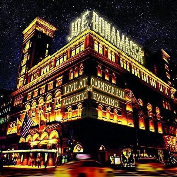 Live At Carnegie Hall: An Acoustic Evening